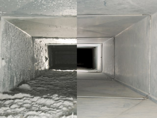 Air Duct Cleaning Works